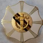 Vasa nations förtjänsttecken i silver